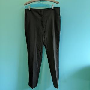 COS wool blend crops size 10 in EUC